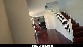 SisLovesMe - Stepsis Strips Down for Stepbro