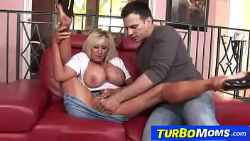Tia imea big tits - Melon tits gilf tia gunn is fucking a horny boy
