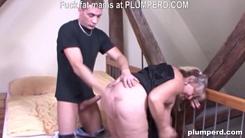 Fat mature video - Fat german granny fucked so hard she cant believe it
