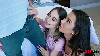 Jerk off encouragement sister - Melissa moore riley reid play with virgin bros dick