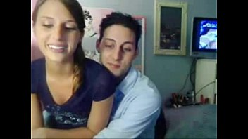18-Year-Old Accepts Dare to Fuck BF Live
