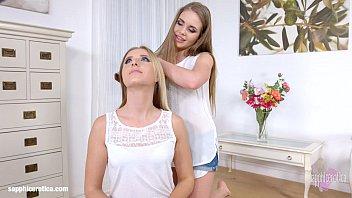 Cherie lunghi veronica logan strangers lesbian Aria logan and alessandra jane in lesbian scene by sapphic erotica