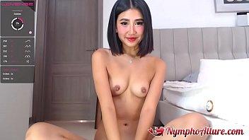 Stunning Asian Teen Cam Girl