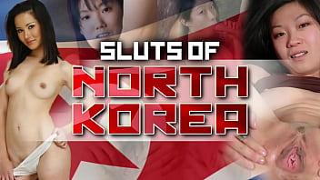 สาวเกาหลีเหนือโดนเย็ดอมควยย่างเสียว