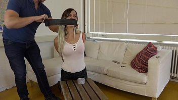 Trashy Teen GND Julie Vega Bound and Gagged
