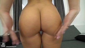 Busty blonde Rossella Visconti on big dick