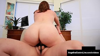 Streaming Video Medical BBW Angelina Castro Heals Big Maggie Green With Cock - XLXX.video