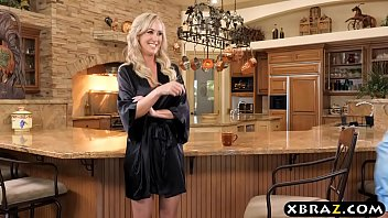 Housewife Brandi Love Hires A Young Help To Fuck Her