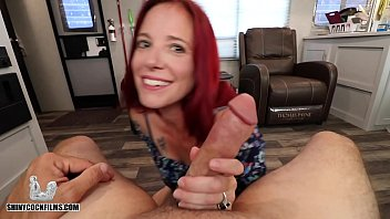 Aunt Nephew Secret Vacation Fun - Extended Series Preview - Shiny Cock Films