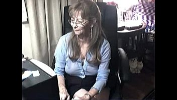 Lovely Granny with Glasses 6, Free Webcam Porn 41: from private-cam,net amazing cute