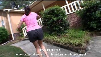 MWU Videos presents Kaylynn and DJ's VideoDiary pornhub video