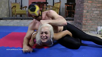 Humiliating Maledom - Cecilia Scott 3. - fantasy maledom mixed wrestling
