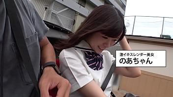 入浴JSがパイパンまんこ丸出しの美少女動画
