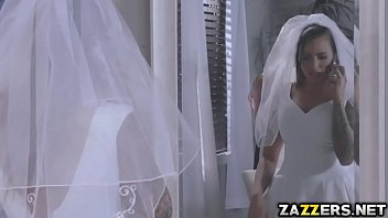 Gangbang brides Bride to be julia got fucked in the ass