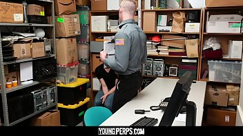 YoungPerps - Latin Boy with Braces take messy facial