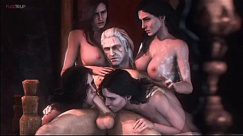 The witcher porn music compilation