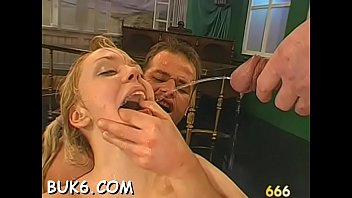 Breathtaking darling gives wet blowjob with amazing dutch fuck