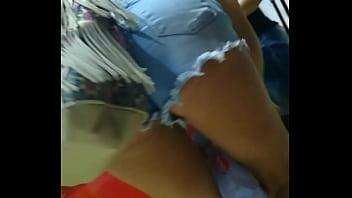 De compras en el mercado Leticia amazonas hiper kosto. me encontré tremenda Mona con culazo