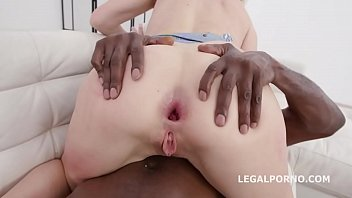 BlackBuster, Nadya Basinger meets Mike for Balls Deep Anal, Gapes, ATM, Rough Sex and Swallow GIO1166