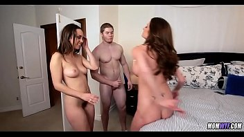 Dual Dick Lovers with MILF