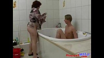 BBW Mom Elena and Slava Russian Way