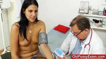 Hot Ruby thrives on the older fuck hole examination