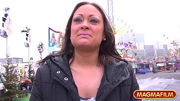 MAGMA FILM Busty Milf picked up on the street
