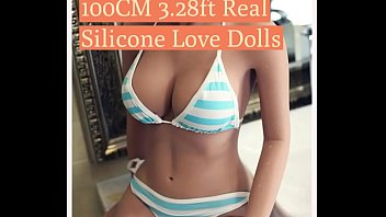 Realdollwives.com 100CM 3.28ft Real Silicone Love Dolls Life Like