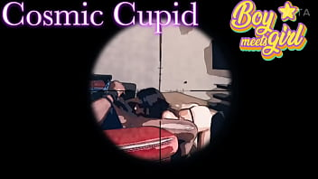 Cosmic Cupid Deepthroat gagging hardcore sex interracial compilation
