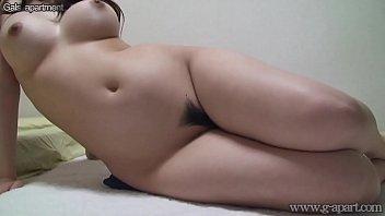 Naked Japanese Girl Natural Big Tits