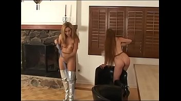 Superheroines Darby & Isabella Are Enslaved by and Evil Madman video
