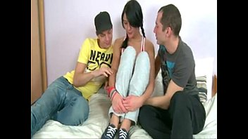 Anya Rahman - Hot Fucking With Two Friends