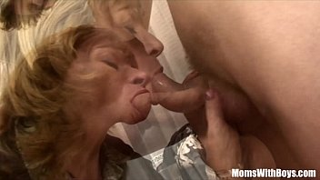 Cock Hungry Blonde Mama Fucked By Y.