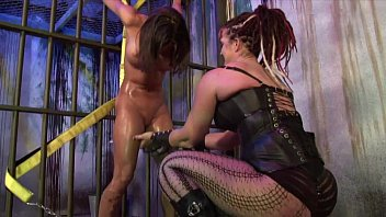 Fetish amazons - Amazon huxly cages fucks purple haze lesdom tickle bound
