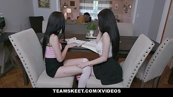 Xxx guys eating pussy Dyked - teen schoogirls tease each other and eat pussy