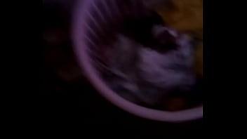 El bote de ropa sucia de mi cuñadita