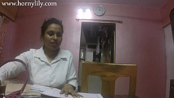 Indian Aunty Sex Horny Lily In Office thumbnail