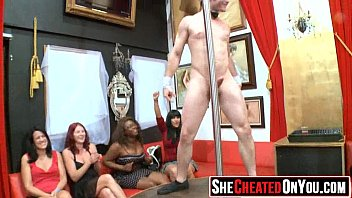 45 Nuts! Cheating milfs fuck at stripper party Nuts!