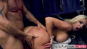 Fly Girls Final Payload Scene 4 (Nicolette Shea, Marcus London) ◦ servant sex thumbnail