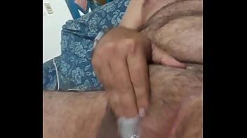 Small Dick gozando rápido.