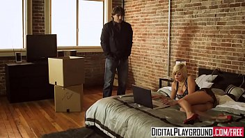 (Riley Steele, Erik Everhard) - Deceptions Scene 5 - Digital Playground