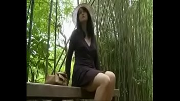 Japanese Love Story ||School Girl Is Seduced In Public Toilet And Fucked Outside