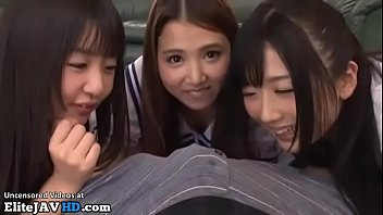 Japanese College Girls Pov Group Sex