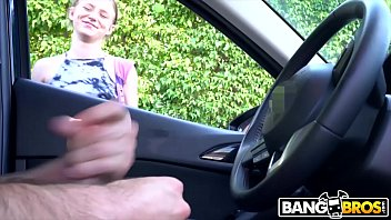 19300 BANGBROS - Flashed Dick At Precious Blonde Girl Walking Down The Street preview