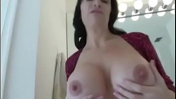 Angie Noir Mom Helping Her Son