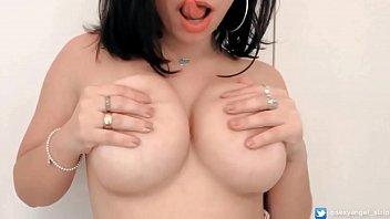 GOSTOSA Safada no provador de roupas girl public changing room masturbation