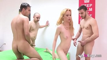 Pussy day! Come to our studios and join Monica Neni's gangbang for free