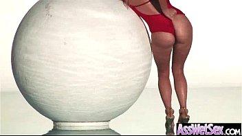 Girl With Big Curvy Butt Get Anal Sex (mia malkova) clip-24