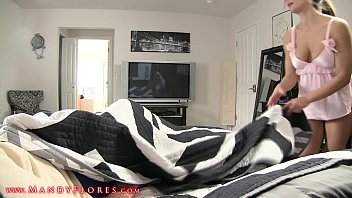 Step-Daddy I can't sleep : Family Taboo : Mandy Flores Productions thumbnail