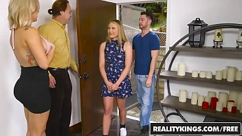 Karpi styles porn star Realitykings - moms bang teens - all in alyssa starring alyssa cole and savana styles and seth gambl